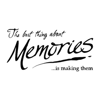 Unforgettable Memories And The People Who Touch Our Hearts A