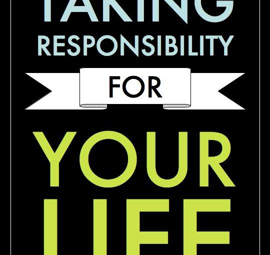 Taking No Responsibility: How Blaming the Devil and Thanking God Is Holding YouBack
